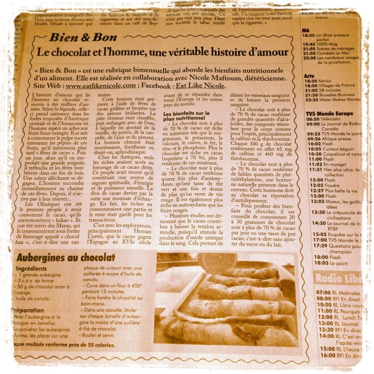 L'Orient le Jour Newspaper